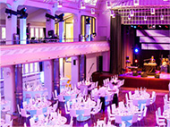 Corporate Events, Audio Visual Equipment Rentals - Ashen White